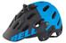 Bell Super 2 Helmet Matte Black/Blue Aggression
